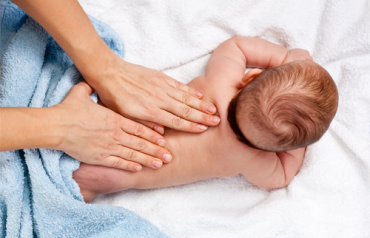 Infant Massage Workshops